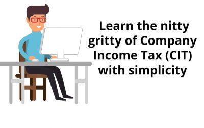 Company Income Tax (CIT)
